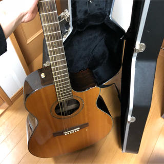 フェンダー(Fender)のミク様専用  fender フェンダー エレアコ アコギ GA45SCE(アコースティックギター)
