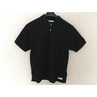 デラックス(DELUXE)の【deluxe】黒ポロシャツ(ポロシャツ)