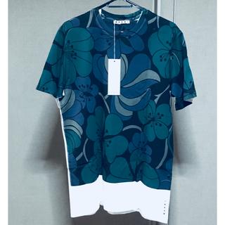 マルニ(Marni)の[Michael様専用]MARNIのフローラル柄 Tシャツ50とスウェット46(Tシャツ/カットソー(半袖/袖なし))