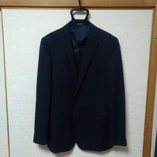 ハイストリート(HIGH STREET)のHIGHSTREET スーツ上下 紺シャドーストライプ(セットアップ)