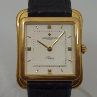 ヴァシュロンコンスタンタン(VACHERON CONSTANTIN)のヴァシュロン・コンスタンタン リベルテ K18 手巻き(腕時計(アナログ))