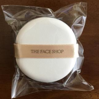 ザフェイスショップ(THE FACE SHOP)のクッションファンデ専用パフ4個セット(その他)