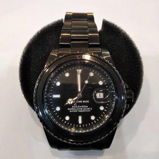 ジャムホームメイドアンドレディメイド(JAM HOME MADE & ready made)のtaka2231様のみ落札可 JAMHOMEMADE ダイヤモンドウォッチ(腕時計(アナログ))