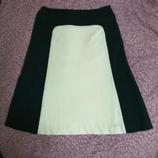 イヴォン(YVON)のYVON スカート(ひざ丈スカート)