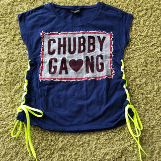 チャビーギャング(CHUBBYGANG)のCHUBBY GANG Tシャツ(Tシャツ/カットソー)