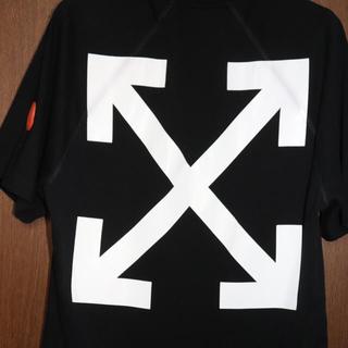 オフホワイト(OFF-WHITE)のoff-white×moncler(Tシャツ/カットソー(半袖/袖なし))