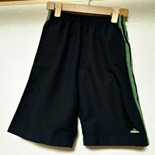 アディダス(adidas)のアディダス ハーフパンツ 紺 Sサイズ(ハーフパンツ)