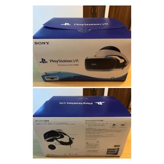 プレイステーションヴィーアール(PlayStation VR)の★値再下げ★新型&美品★ PS VR カメラ同梱版 CUHJ-16003(家庭用ゲーム機本体)