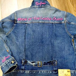 ジーユー(GU)のGU KIM JONES Denim Jacket デニム ジャケット(Gジャン/デニムジャケット)