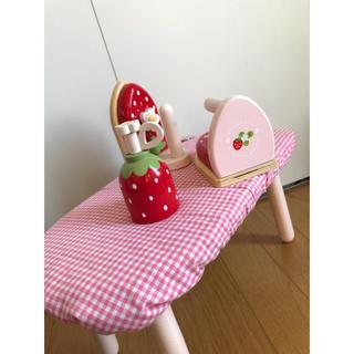 【お値下げ】マザーガーデン アイロンセット(知育玩具)
