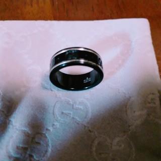 グッチ(Gucci)のGUCCI リング10サイズ(リング(指輪))