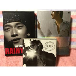 値下げしました! ピ レイン RAIN  CDと DVDセット(K-POP/アジア)