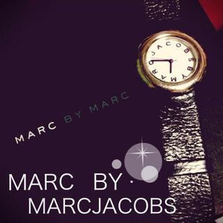 マークジェイコブス(MARC JACOBS)のきのこ様★6月10日までお取り置き(^^(腕時計)