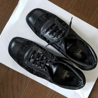 フェンディ(FENDI)のフェンディ シューズ(ローファー/革靴)