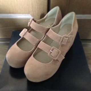 ミスティック(mystic)のミスティック 厚底ダブルストラップ 靴(ハイヒール/パンプス)