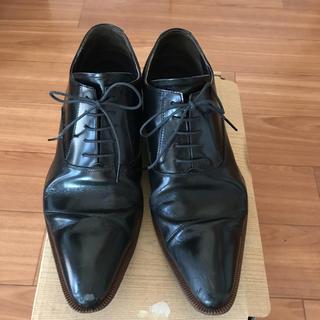 コムサメン(COMME CA MEN)のコムサメン★革靴★ブラック★ s shop by たか様限定(ドレス/ビジネス)