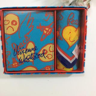 ヴィヴィアンウエストウッド(Vivienne Westwood)のヴィヴィアン ミラー ハンカチセット(ミラー)