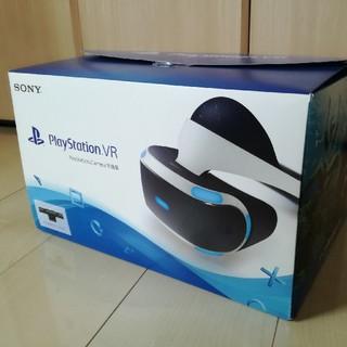 プレイステーションヴィーアール(PlayStation VR)のプレイステーションVR カメラ同梱版 PSVR(家庭用ゲーム機本体)