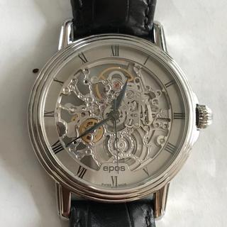 エポック(EPOCH)のエポス  EPOS  腕時計(腕時計(アナログ))