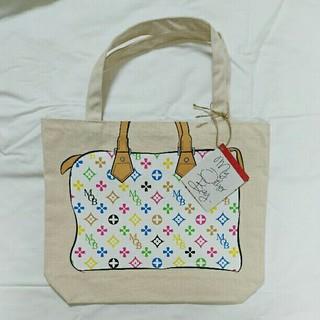 マイアザーバッグ(my other bag)の送料込!新品◆My Other Bag ゾーイ ホワイト トートバッグ(トートバッグ)