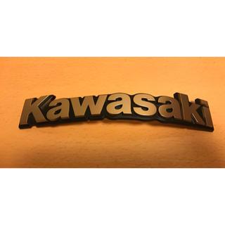 カワサキ(カワサキ)のKawasaki  大人気 ゴールド エンブレム(車外アクセサリ)