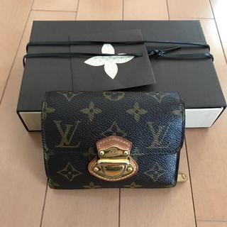 ルイヴィトン(LOUIS VUITTON)の美品【ルイヴィトン】モノグラム  コアラ  お財布(財布)