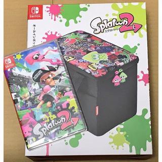 新品:Nintendo Switch Splatoon 2(スプラトゥーン2)(家庭用ゲームソフト)