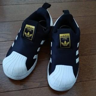 アディダス(adidas)のadidas スリッポン 19㎝(スリッポン)