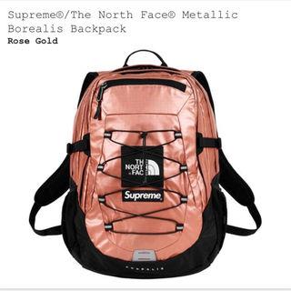 シュプリーム(Supreme)のライド様専用 supreme north face backpack pink(その他)