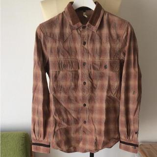 キャブゼロゼロゼロ(CAV-000)のCAV-000  キャブ000チェックシャツ(シャツ)