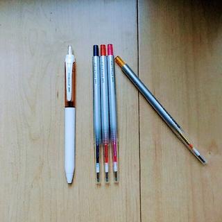ミツビシエンピツ(三菱鉛筆)の三菱鉛筆 カラーペンセット JET STREAM / STYLE FIT(ペン/マーカー)