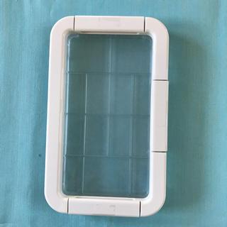 ムジルシリョウヒン(MUJI (無印良品))の無印良品 スマートフォン 防水ケース(モバイルケース/カバー)