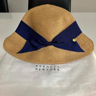 バーニーズニューヨーク(BARNEYS NEW YORK)のATHENA NEWYORK girl キッズサイズ52〜54センチ(帽子)