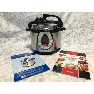 ワンダーシェフ(ワンダーシェフ)のワンダーシェフ 家庭用電気圧力鍋 4.0ℓ(鍋/フライパン)