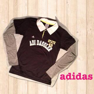 アディダス(adidas)の送料込み♡adidas♡ロンT(Tシャツ(長袖/七分))