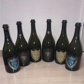 ドンペリニヨン(Dom Pérignon)のドンペリニョン 空ビン 6本セット ⭐️送料込み⭐️(シャンパン/スパークリングワイン)