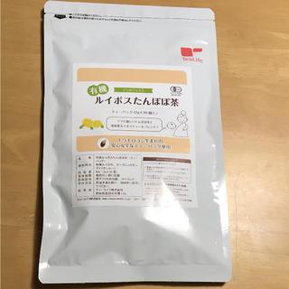 ティーライフ(Tea Life)の【新品未開封】ティーライフ ルイボスたんぽぽ茶(健康茶)