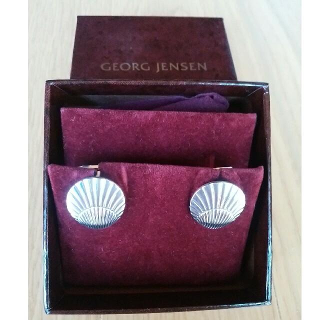 Georg Jensen(ジョージジェンセン)のGEORGE JENSENカフス メンズのファッション小物(カフリンクス)の商品写真