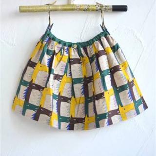 ミナペルホネン(mina perhonen)のminaperhonen サラブレッドスカート130(スカート)