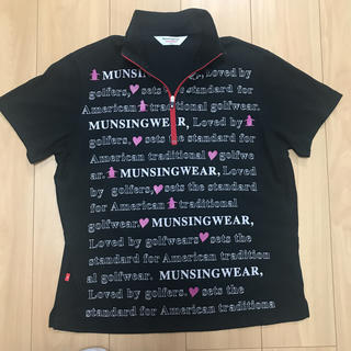 マンシングウェア(Munsingwear)のマンシングウェア レディース(ポロシャツ)