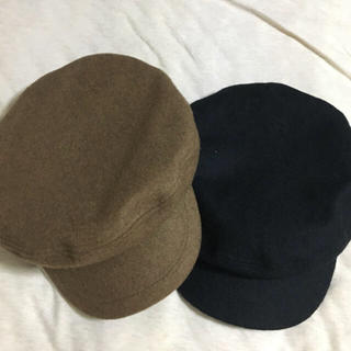 フリークスストア(FREAK'S STORE)のフリークスストア帽子(キャスケット)