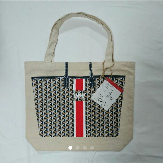 my other bag(マイアザーバッグ)の送料込!新品◆My Other Bag ソフィア クラウン トートバッグ レディースのバッグ(トートバッグ)の商品写真