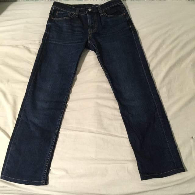 MUJI (無印良品)(ムジルシリョウヒン)のメンズ 古着 古着屋 ジーンズ ジーパン 無印良品 デニム アメリカン  メンズのパンツ(デニム/ジーンズ)の商品写真