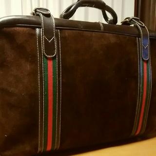 グッチ(Gucci)のmi-na様専用オールドグッチのトランク(トラベルバッグ/スーツケース)