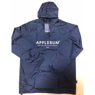 アップルバム(APPLEBUM)のピンキー様専用 applebum アノラック パッカブル L 新品未使用 (ナイロンジャケット)