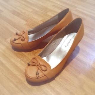 オリエンタルトラフィック(ORiental TRaffic)のブラウンローファー(ローファー/革靴)