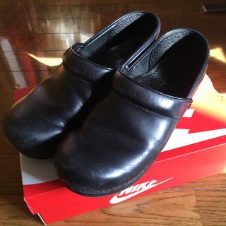ダンスコ(dansko)のダンスコ37ブラック(ローファー/革靴)
