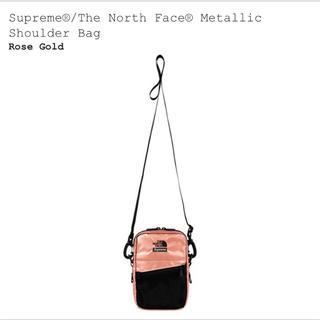 シュプリーム(Supreme)のsupreme metalic sholder bag(ショルダーバッグ)