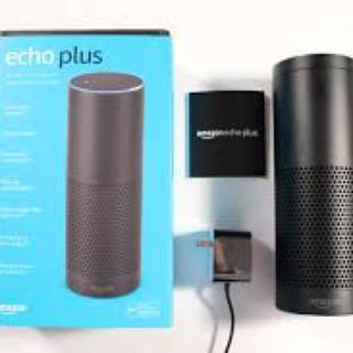 エコー(ECHO)のAmazon echo plus 【美品】【2年保証付き】(スピーカー)