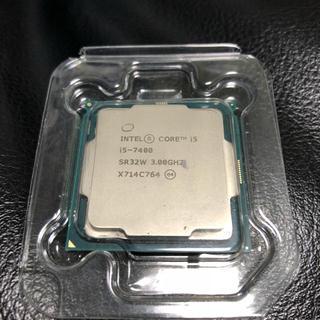 Intel Core i5 7400(PCパーツ)